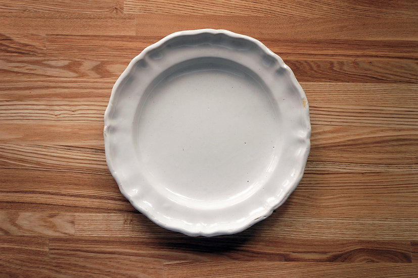 Plate / Moustier