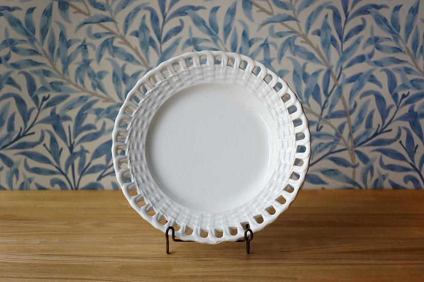 Basket Dish / Creil et Montereau [2]