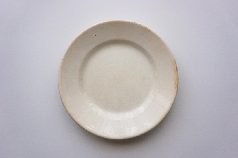 Plate / Creil et Montereau / 1884-1920 FRANCE