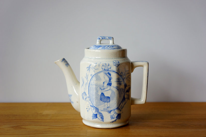 Children's Teaware / Pot / Staffordshire / -1820 ENGLAND