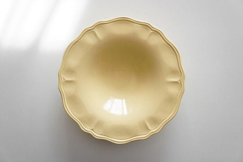 Deep Plate / Sarreguemines / 1930s FRANCE