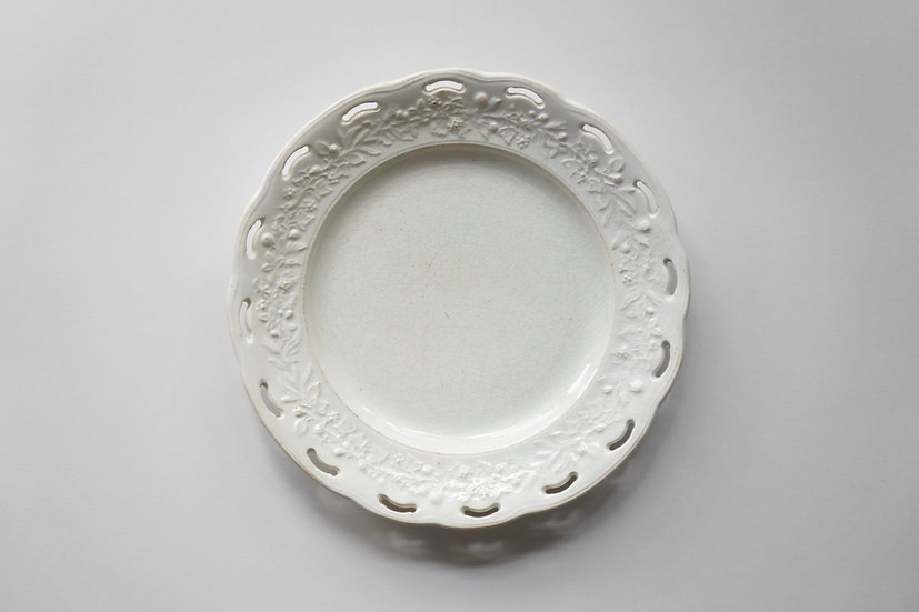 Rare Dish / Hautin et Boulenjer Choisy le Roy / 1860-80 FRANCE