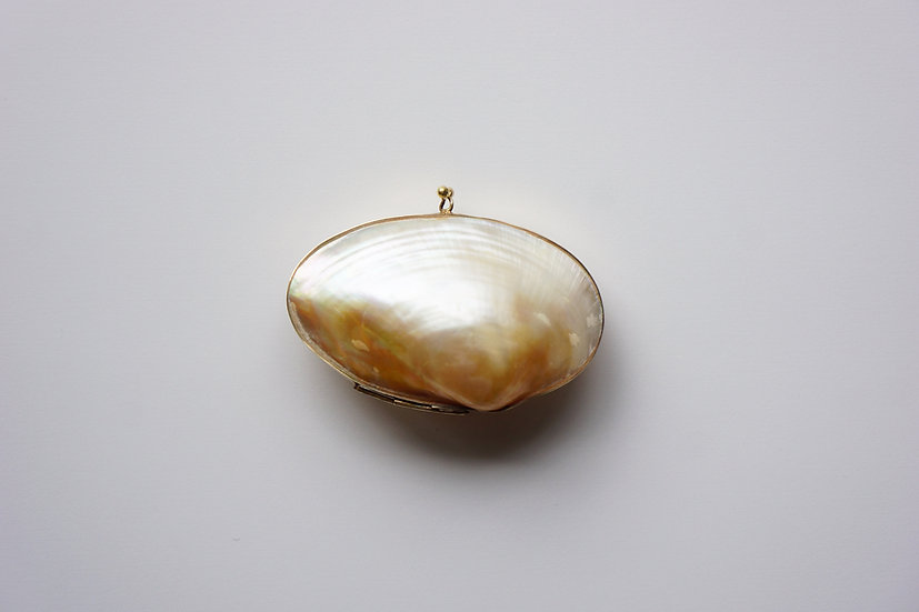 Rosary Case / Mother of Pearl / -1930 FRANCE