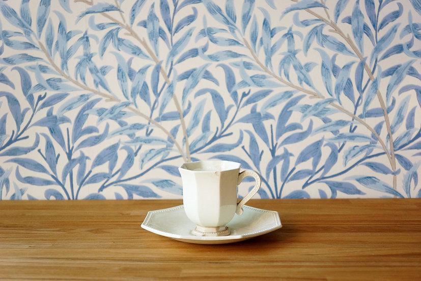 Coffee cup & Saucer / Creil et Montereau [3]