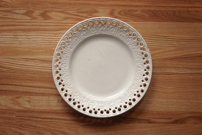 Plate / Creil et Montereau / 21.2cm