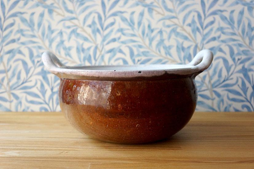 Pot with Handles / Cul Noir