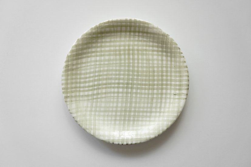 Side Plate / Sarreguemines et Digoin / 1920- FRANCE