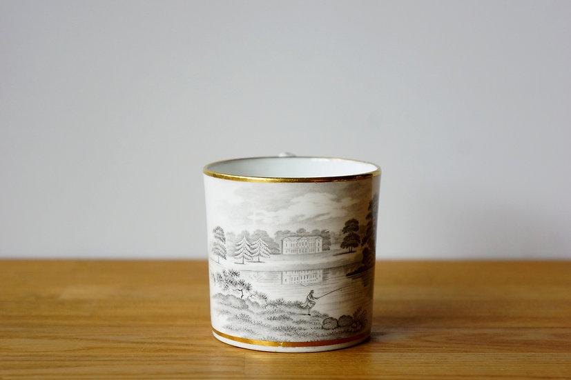 Coffee Can / Miles Mason / 1810 ENGLAND