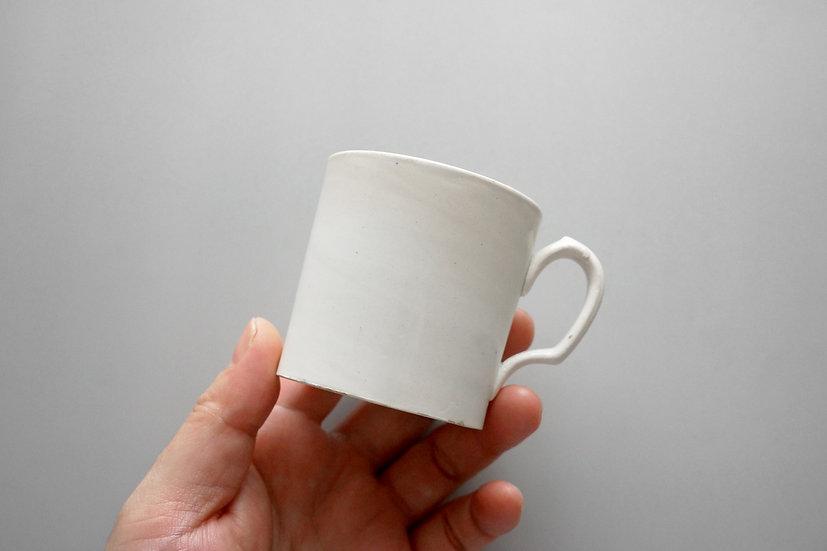 Coffee Cup / Creil et Montereau Leboeuf, Milliet & Cie. / 1840-76 FRANCE