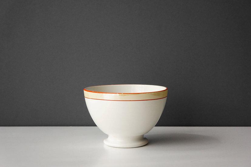 Bowl / Sarreguemines et Digoin / 1920- FRANCE
