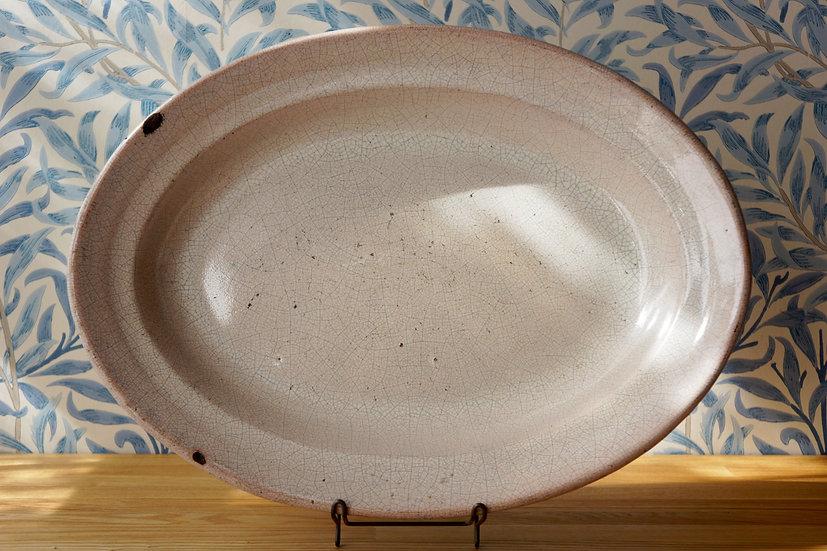 Gland Oval Platter / Cul Noir