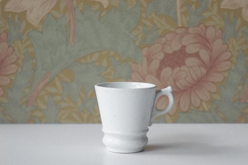 Rare Demitasse Cup / Petit Brulot / Creil et Montereau B&Cie / 1876 - 84 FRANCE