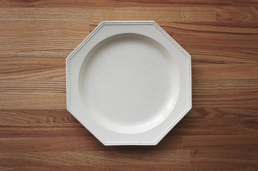 Octagonal Plate / Montereau / 25cm [3]