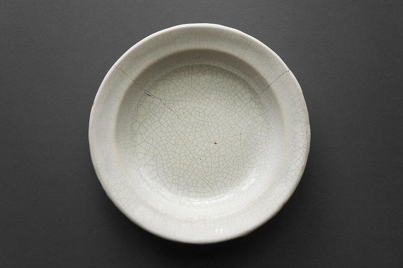 Deep Plate / Cul Noir / 1800s FRANCE