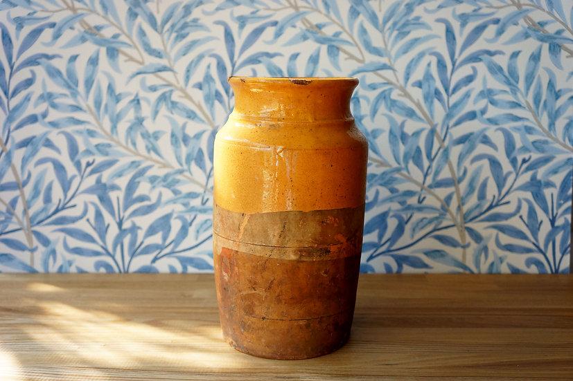 Pot / Terracotta / FRANCE 1800s