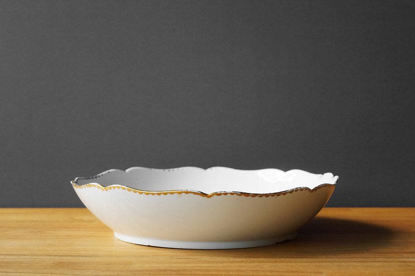 Rare Porcelain Bowl / Sevres / 1751-53 FRANCE