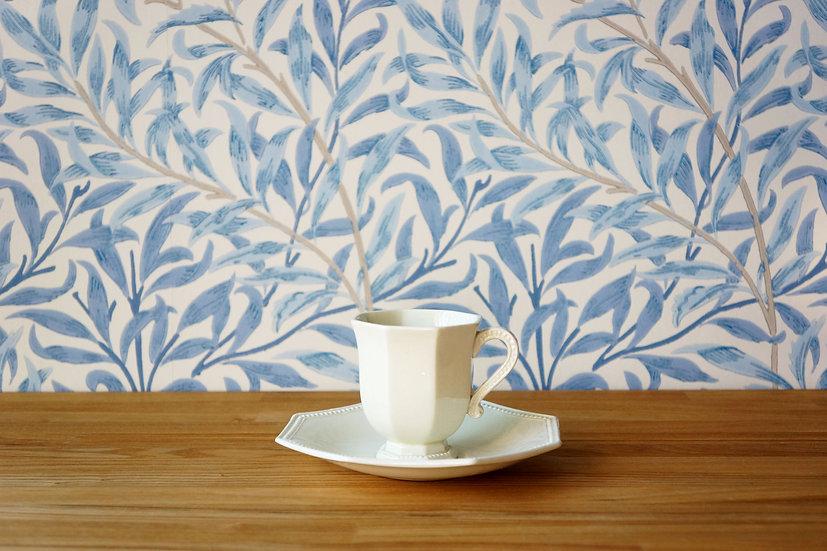Coffee cup & Saucer / Creil et Montereau [1]