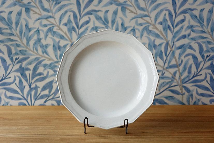 Dodecagonal Dish / Montereau [1]