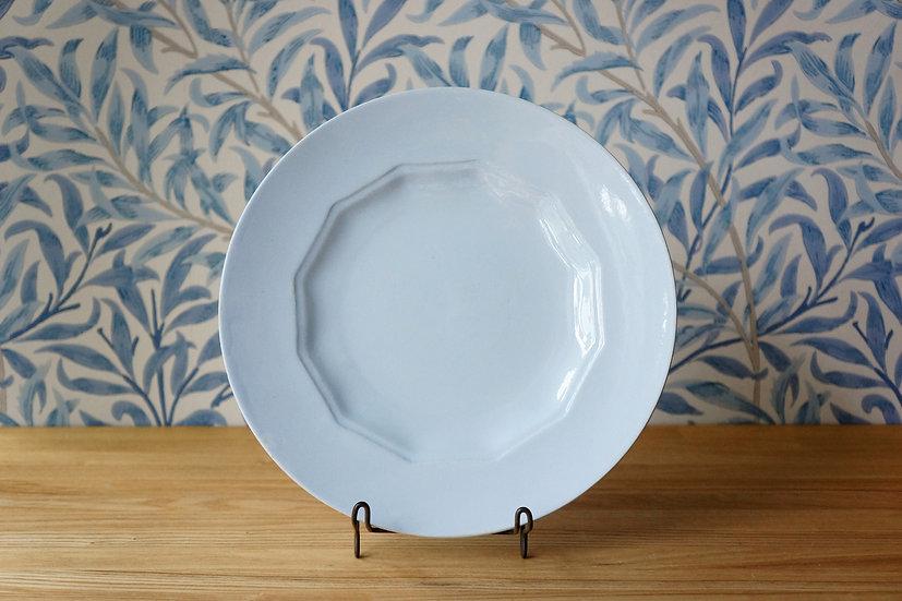 Round Dodecagonal Dish / Creil et Montereau [2]