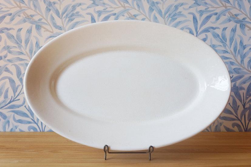 Oval Dish / Homer Laughlin