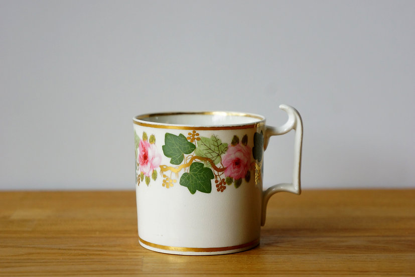 Coffee Can / Royal Crown Derby / 1806-1825 ENGLAND