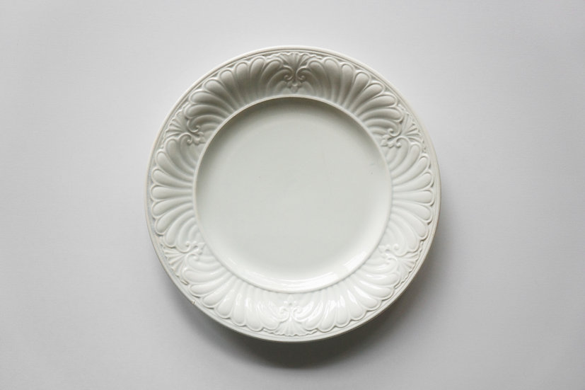 Side Plate / Creil et Montereau / 1849 -1876 FRANCE