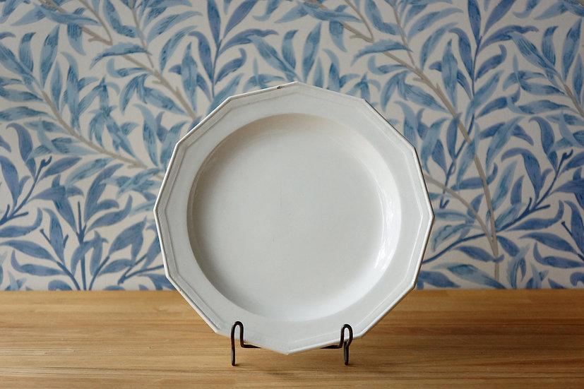 Dodecagonal Dish / Montereau [3]