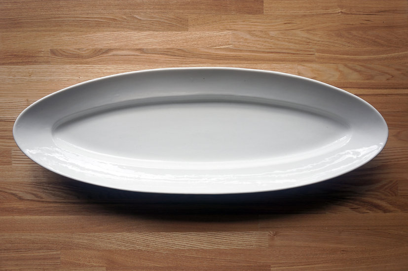 Oval Dish / Poisson