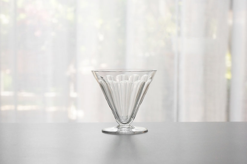 "Water Glass / Baccarat ""Rex"" / -1920 FRANCE"