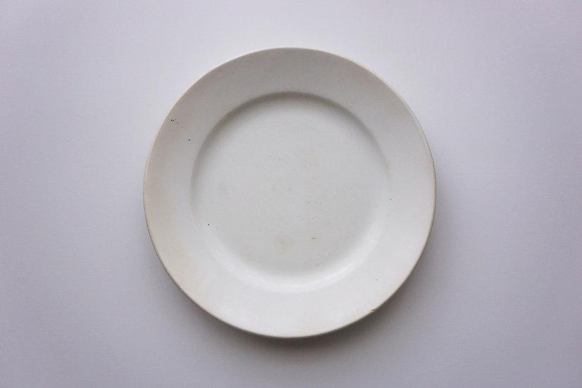 Dish / Creil et Montereau / 1876-1884 FRANCE