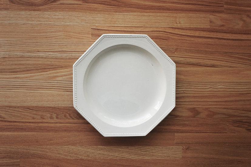 Octagonal Plate / Montereau / 22.2cm [2]