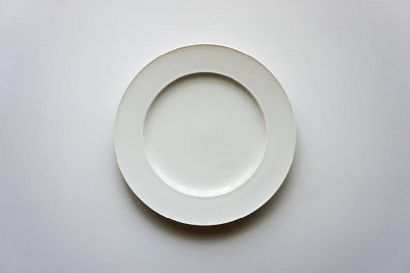 Vintage Rim Dish Dessert / Rosenthal / Porcelain / 1950s GERMANY