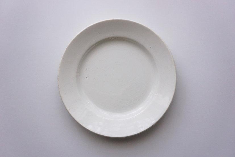 Dish / Gien / -1890 FRANCE