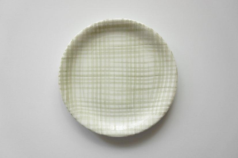 Side Plate / Sarreguemines et Digoin / 1920- FRANCE