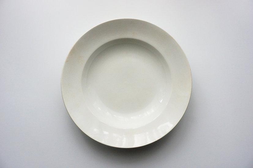 Deep Plate / Sarreguemines U&C / 1890-1910 FRANCE