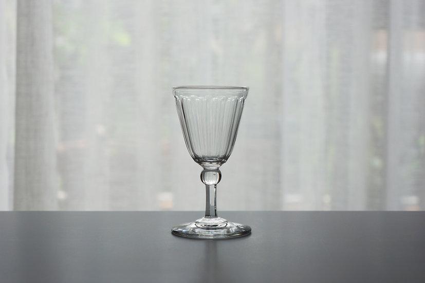 Liqueur Glass / Crystal Glass / 1800s FRANCE
