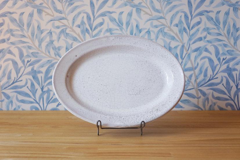 Oval Dish / Cul Noir
