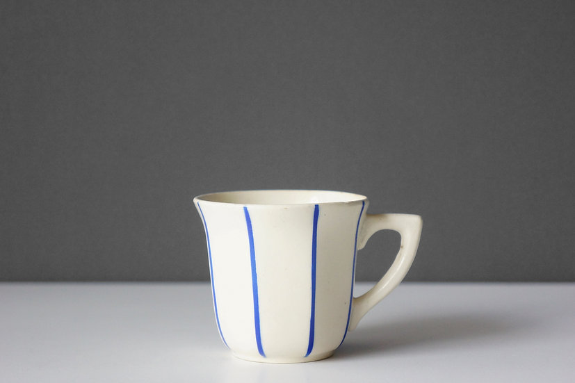 Coffee Cup / K&G Lunéville / 1930- FRANCE