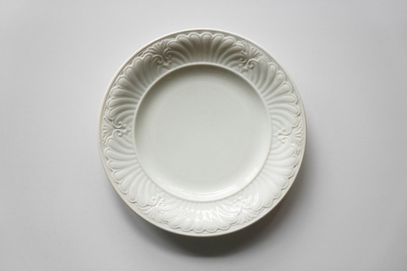 Side Plate / Creil et Montereau / 1849 -1876 FRANCE