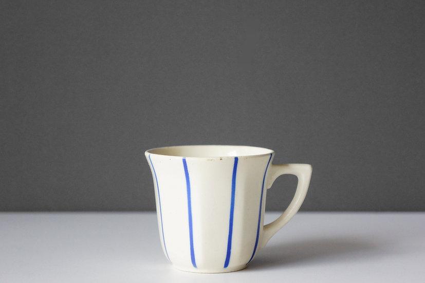 Coffee Cup / K&G Lunéville / 1930- FRANCE