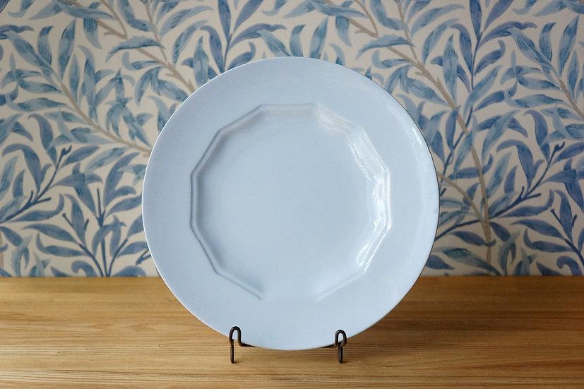 Round Dodecagonal Dish / Creil et Montereau [1]