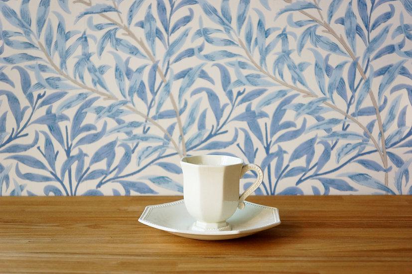 Coffee cup & Saucer / Creil et Montereau [2]