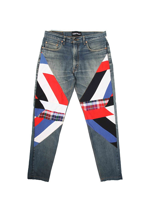 Recrafted Straight Jeans