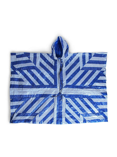 Recrafted Bluesheet Raincoat