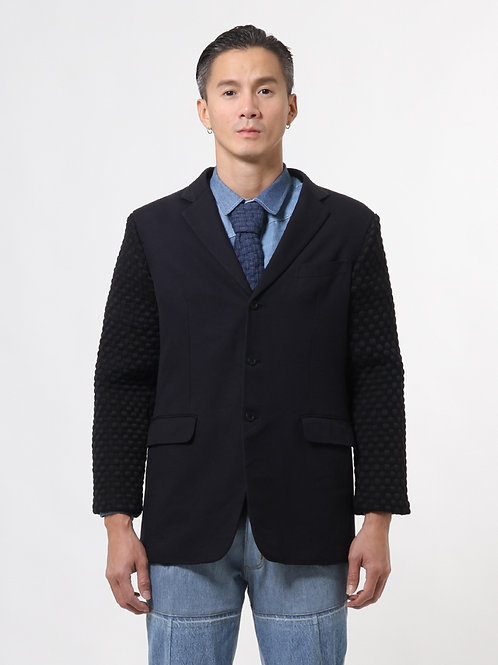 Monotone Craft Single Breasted Blazer
