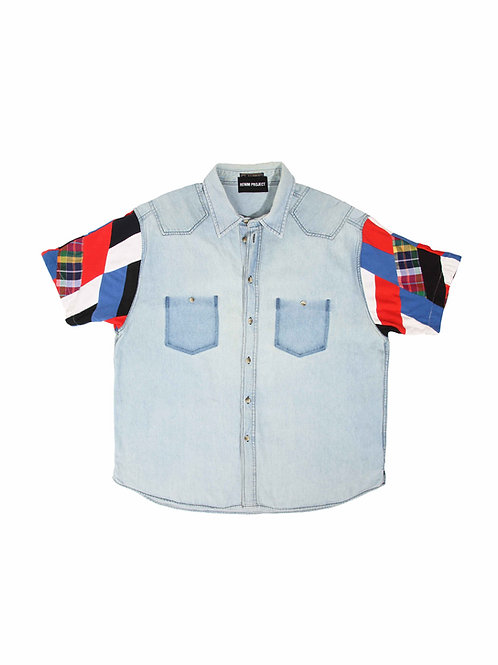 Recrafted Denim Shirt