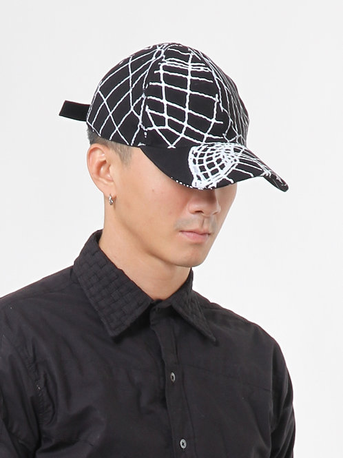 Geometic Elephant Baseball Cap