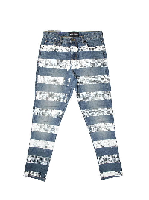 Bluesheet Printed Jeans