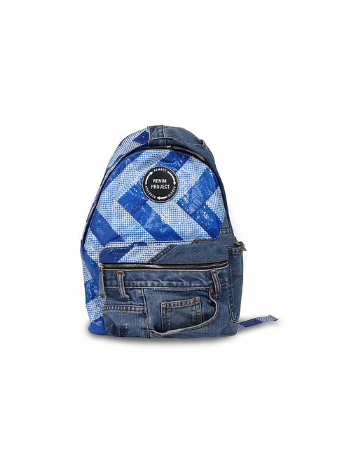 Recrafted Bluesheet Backpack