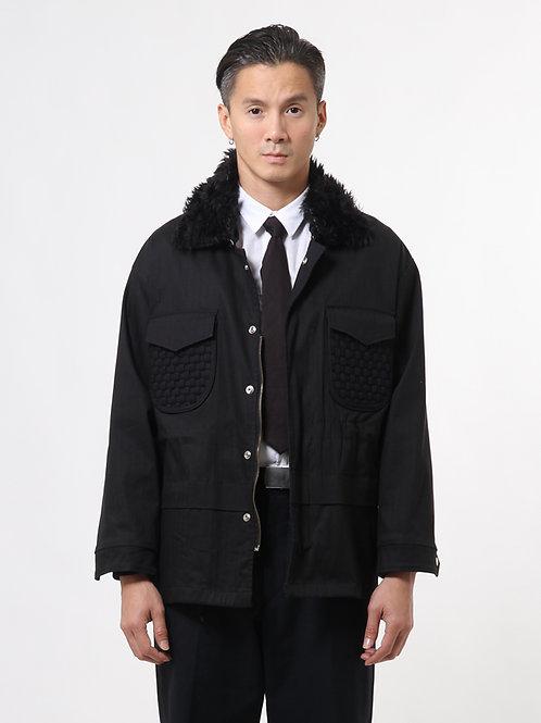 Army Shearling Jacket